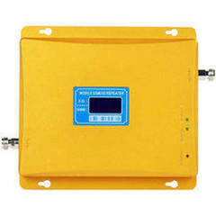 High Gain Dual Band 2G 3G Signal Booster GSM 900 2100 Signal Repeater Amplifier Double Signal Bar (1057138) #Banggood (SuperDeals.BG) Tags: superdeals banggood electronics high gain dual band 2g 3g signal booster gsm 900 2100 repeater amplifier double bar 1057138