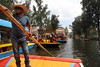 The canals of Xochimilko (Chemose) Tags: mexico mexique xochimilko canal eau water bateau barque boat couleur color canon eos 7d mars march