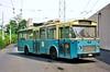 7710 (brossel 8260) Tags: belgique gent gand bus trolleybus
