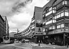 Golden Lane Estate (cybertect) Tags: chamberlinpowellandbon cityoflondon crescenthouse ec1 goldenlaneestate london londonec1 modernism olympusomzuikoshift35mmf28 sonya7 architecture blackwhite blackandwhite building concrete monochrome socialhousing