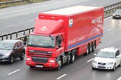 PO13EFN (peeler2007) Tags: daf cf dafcf truck hgv lgv artic royalmail po13efn