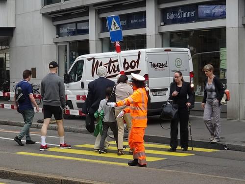 Basel: Traffic Controller