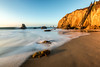 HA (JohnLazo19) Tags: 1635mm beach canon5dmarkiv elmatador landscapes morning ocean rocks sunrise water waves