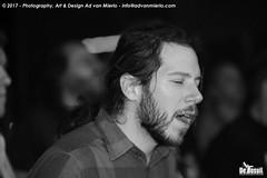 2017 Bosuil-Het publiek bij Joost de Lange en Band Of Friends 23-ZW