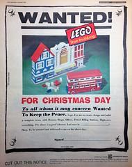 December 1963 advert (GoodPlay2) Tags: lego system 60s 1960s advert shop display rare old original alt alter 60er vintage