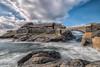 Longexposure (khan.Nirrep.Photo) Tags: rocks rock roscanvel ruine finistère falaise ocean ciel canon sky seascape sea longexposure vauban vagues water waves canon70d canon1018mm