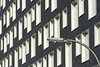 Street lamp and windows (Jan van der Wolf) Tags: map14214v ypenburg denhaag streetlamp streetlight straatlantaarn windows ramen gevel facade architecture architectuur lamppost white
