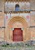 Puerta lateral Iglesia de la Veracruz, Segovia. (Santos M. R.) Tags: veracruz segovia iglesia templarios temple