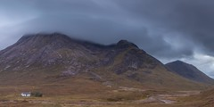 Buachaille Etive Mor (Chris_Hoskins) Tags: overcastwwwexpressionsofscotlandcom scottishlandscapephotography landscape glencoe scottishlandscape mountains scotland lagangarbh buachailleetivemor mountain