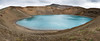 Viti Crater (Richard Hall LRPS) Tags: iceland geothermal hotsprings crater viti viticrater