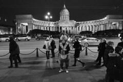 Nevsky Prospect (shultstom) Tags: nevsky prospect kazan cathedral petersburg russia