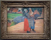 2017/12/24 15h35 Paul Gauguin, «Paysannes bretonnes» (1894), exposition «Gauguin. L'Alchimiste» (Grand Palais) (Valéry Hugotte) Tags: 24105 gauguin grandpalais paris paulgauguin paysannesbretonnes canon canon5d canon5dmarkiv exposition painting peinture tableau îledefrance france fr