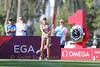 Klara Spilkova of the Czech Republic (andre_engelmann) Tags: 2017 6 9 december damen dubai golf lpga turnier ladies european tour omega masters runde tag gras vereinigten arabischen emirate