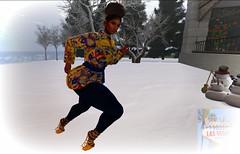 I wanna run to you...... (Chantel's Sultry ALLURE) Tags: chantelsatine catwa arte glitzz bakaboo moda yummy vanity run song slink mandala avatar secondlife sl queen braids love snowman pixels fashion wish