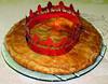 Galette des rois (Kermitfrog Nouveau look ;-)) Tags: galettedesrois épiphanie faitmaison dessert fève rois reines