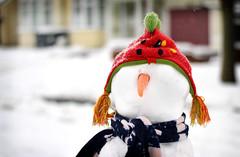 Obligatry Snowman (Birmingham Phil) Tags: snow birmingham birminghamuk westmidlands winter winterbloodywonderland