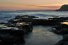 Sunset over Rocks (Stueyman) Tags: sony alpha ilce a7 a7ii 55mm za zeiss australia nsw newsouthwales newcastle 2017 sunset sonnartfe1855 nature