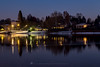 Lights and reflections (iLaura_) Tags: sestocalende luci riflessi light reflections landscape panorama fiume river