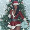 Santa's Helper (Indigo Avonside of My Sister's Closet) Tags: 2017wintertrend alma argrace belleposes gorgeousdolls ikon indigo lelutka maitreya pocketgacha theannex thegrab zurijewelry