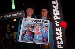 100_2412 (Haight Ashbury Neighborhood Peace Vigil) Tags: haight ashbury peace vigil iraq iran syria afghanistan yemen korea war moratorium golden gate park panhandle san francisco december 2017