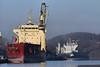 MCP Nicosia & Grietje (das boot 160) Tags: mcpnicosia heaveylift ships sea ship river rivermersey port docks docking dock ellesmereport boats boat birkenhead mersey merseyshipping maritime manchestershipcanal