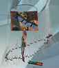 Bienal de Arte e móbiles remetentes a cultura brasileira (fotojornalismoespm) Tags: giovannaspilborghs cultura arte exposição bienal fotojornalismo móbile cores custura