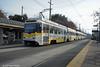 SACRAMENTO--309 arr 13th Street IB (milantram) Tags: electricrailtransport railsystemssacramento sacramento srt streetcars trolleys trams lightrail blueline