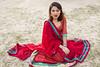 _MG_7278 - e t (Daniel JG) Tags: model modelo nepal nepali baile dancing dancer bailarina female femalemodel femme femenine beauty beautiful belle sweet smile red vestido makeup muah maquillaje maquilladora outdoors retrato portrait book shooting