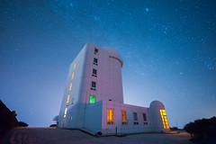 Themis, el telescopios solar ( www.mariorubio.com ) Tags: iac localizaciones lugares nocturnas telescopios tenerife