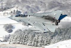 Tornado GR4 Monster 02 flight 110 (adovision) Tags: mach loop winter low level military aircraft wales lfa 07 raf gr4 tornado marham 01 02 monster flight