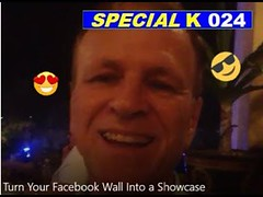Special K 24 Turn Your Facebook Wall Into a Showcase (dinkumwarrior) Tags: special k 24 turn your facebook wall into showcase