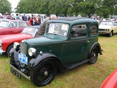 1937 Austin Seven Ruby. Moffat Classic Weekend 2011. (Yesteryear-Automotive) Tags: 1937 austin seven 7 ruby motorcar car moffat classic weekend scotland