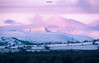 Brecon Beacons sunrise (JimCosseyPhotography) Tags: panasonic lumix g9 limixuk breconbeacons wales snow winter sunrise high resolution 35100 cribyn penyfan breconbeaconsnationalpark clouds colourful landscape photography jimcosseyphotography snowy