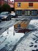 (Jean-Luc Léopoldi) Tags: arras hiver winter neige snow reflection footprints empreintes eau chilly façade