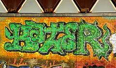 graffiti amsterdam (wojofoto) Tags: amsterdam graffiti streetart nederland holland netherland wojofoto wolfgangjosten kater