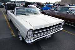 1966 Ford Fairlane XL (bballchico) Tags: ford fairlane convertible fairlanexl newyearscoolcarcruise carshow 1966