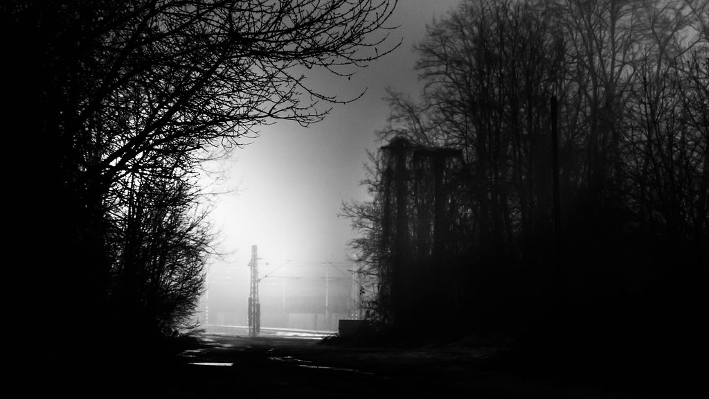 Black And White Misty : The world s best photos of blackandwhite and misty