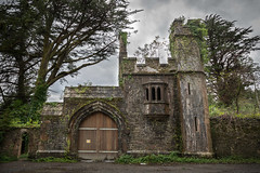 Ireland September 2016 (janeway1973) Tags: irland ireland irisch green beautiful county kerry castle walls