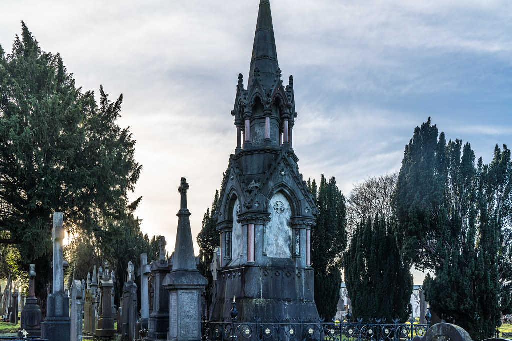 VISIT TO GLASNEVIN CEMETERY IN DUBLIN [FIRST SESSION OF 2018]-135084