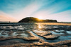 Sunset at Long Reef (haoguoju) Tags: landscape australia nsw newsouthwales sydney winter outdoor a7m2 a7 sony sonya7markii sonyilce7m2 fe bushwalking hiking mountain fe1635mmf4zaoss 1635mmf4 1635mm f4 coastalwalk zeiss zeiss1635mmf4 longreefpoint longreefpointlookout sea variotessar vario tessar ocean cliff grass longreefpointwalk golfcourse sunset blue green seascape hill