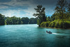 Summer Pleasures (Alex_Pardini) Tags: water river aare lake sea boat boating solothurn switzerland landscape colorful blue summer warm nature nikon d7100 alex alexpardini bridge tree sky people wood