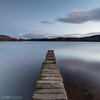 Ard Lines (seankerrphotography) Tags: stone scotland kinlochaerd jetty sunset trossachs lochard