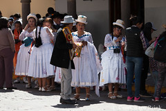 Cusco costumes - the day after Inti Raymi (10b travelling / Carsten ten Brink) Tags: 10btravelling 2017 america americas andean andes carstentenbrink cusco cuzco iptcbasic intiraymi latin latinamerica perou peru peruvian perú qosqo qusqu southamerica suedamerika chola costume costumes highlands lasierra serrano sierra tenbrink woman women