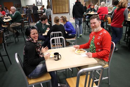 Spartan Way Holiday Breakfast, December 2017