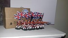 Form a line!  #battle #tinsoldier #figurine #handmade #etsy #handpainted #giftideas #infantry #18thcentury #revwar #revolution #usa #america #americanhistory #history #freedom #liberty #redcoats #british #paint #1776 #2ndamendment #musket #bayonet #giftsf (MyTinSoldiers) Tags: tinsoldier 2ndamendment usa history paint revwar america funny battle war giftsformen bayonet 1776 giftideas etsy redcoats handmade handpainted british giftsforhim colonial musket freedom 18thcentury revolution figurine liberty pinterest infantry americanhistory