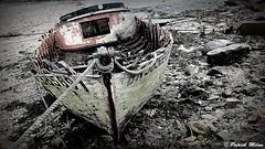 Wreck (patrick_milan) Tags: wreck saint pabu plouguin épave coque decay rusty