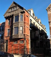 1315 N. Bosworth Avenue (Brule Laker) Tags: chicago illinois wickerpark nearnorthwestside