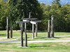 On the Mountain (knightbefore_99) Tags: wood sculpture cool burnaby mountain park totem awesome city ainu playground gods japan carving art forest pole