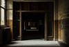 (Rodney Harvey) Tags: abandoned high school iowa hallway doors radiator urban decay urbex