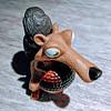 SO YOU WANNA SCRAP... (*Furball*) Tags: scrat squirrel acorn toy figurine iceage brown edmonton alberta canada
